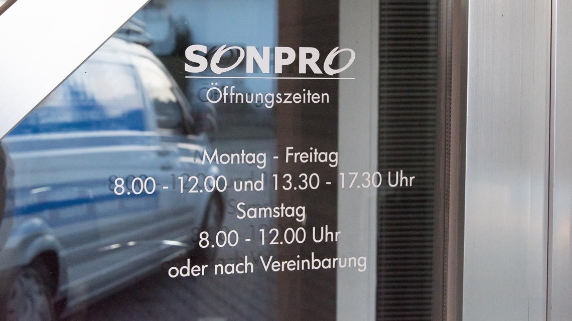 sonpro_zeiten